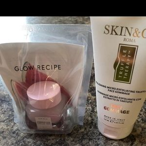 !Sold! Never Used Bundle Face Cream and Mask